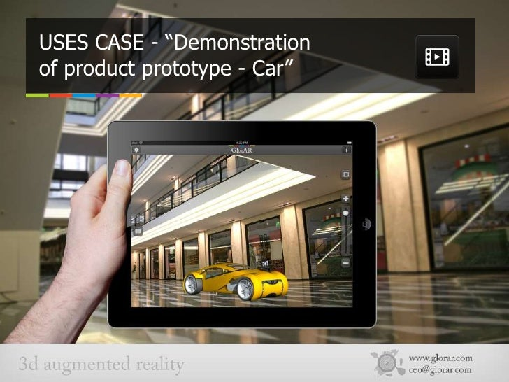 Augmented Reality: 100 Uses Cases By AR23D Studio  Slide 3