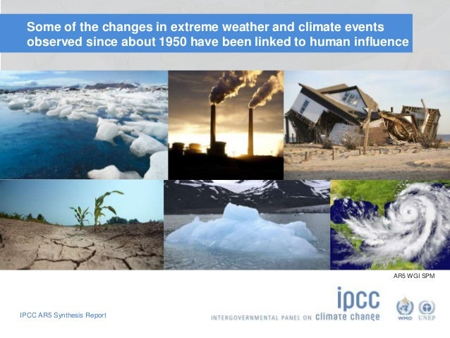 ipcc fifth assessment synthesis report pdf