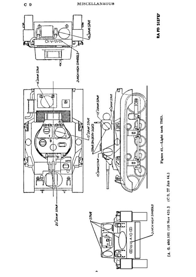 AR 850-5 MARKING or CLOTHING,  EQUIPMENT,  ETC.  0 9  AGO -185  RA PD 3I8240  [A.  0. 400.161 (10 Nov 43). ] (C 9, 27 Jan 44