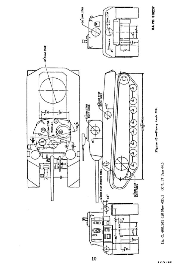 'f.         q <o16161e1a1e»'9           RA PD 38242  Figure 48.—Carzo carrier M30 (TN).   [A.  0. 400.161 (10 Nov 43). ] (...