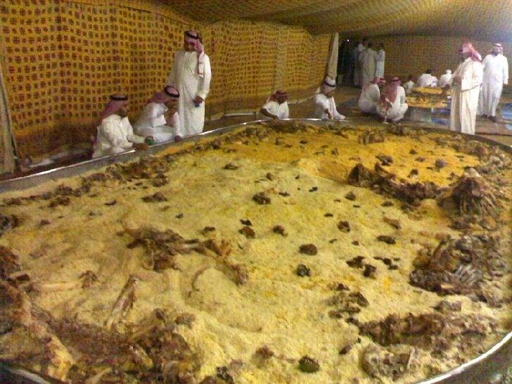 Arab Eating Slide 1