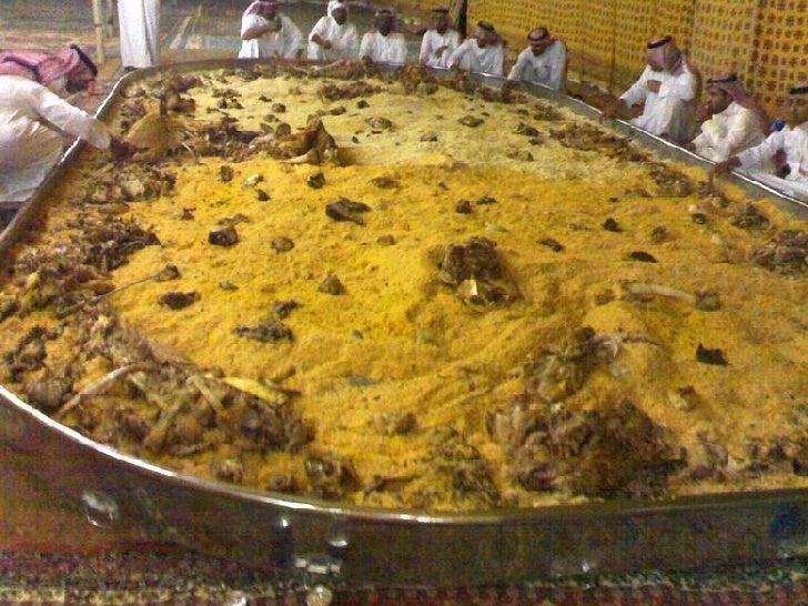 Arab Eating Slide 2