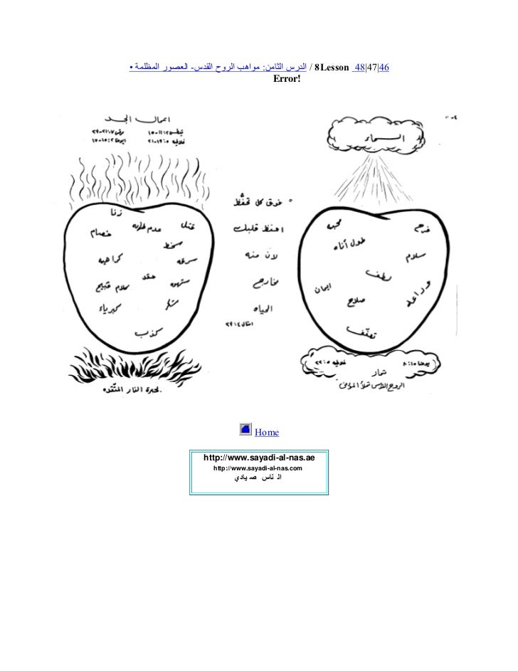 Bible Study Guides in the arabic language | Amazing Facts