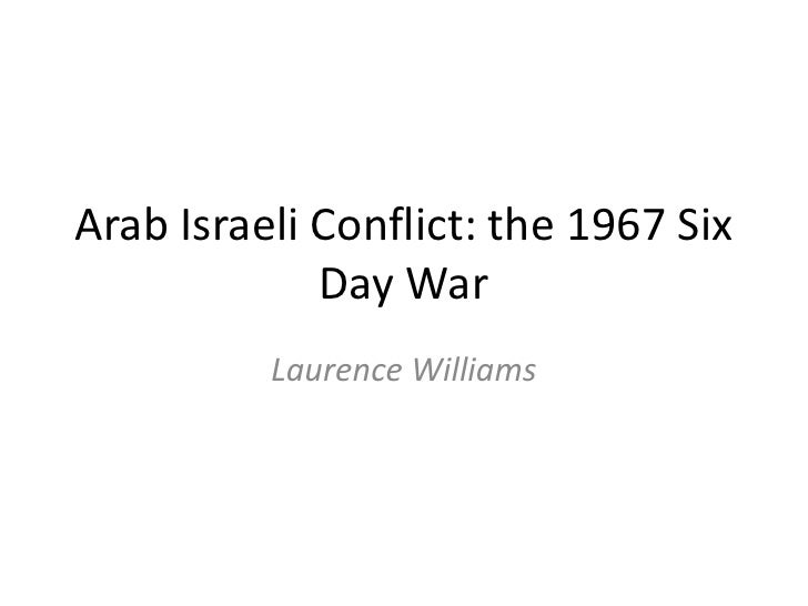 the cause of the six day war The immediate causes of war can be traced back to soviet plotting a large parade was planned for israel independence day, but after some controversy.