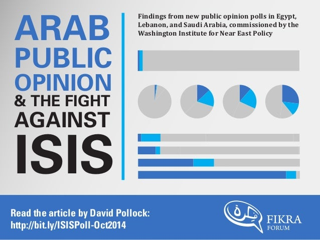 Findings from new public opinion polls in Egypt,  Lebanon, and Saudi Arabia, commissioned by the  Washington Institute for...