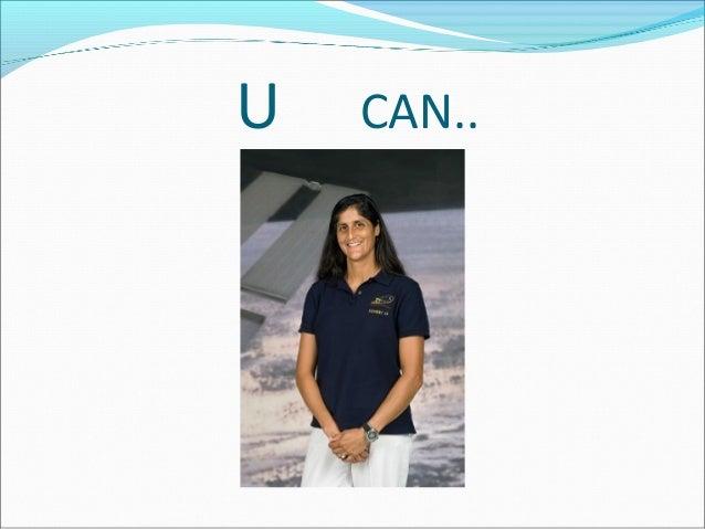 U CAN..