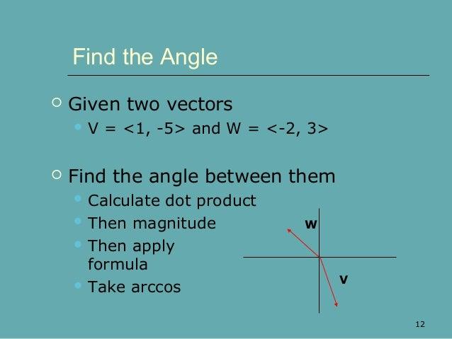Find the dot product of u and v u= 3i+7j v= 11i-5j
