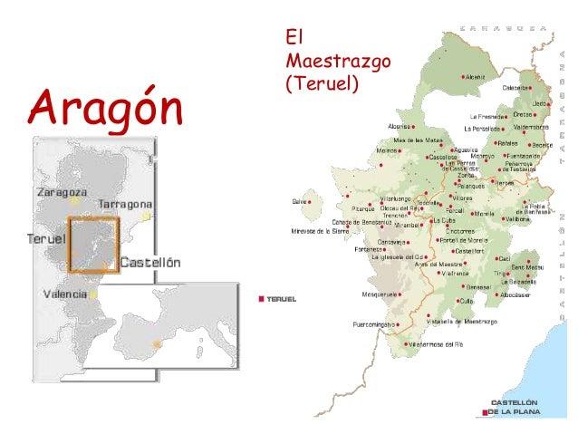 Aragón El Maestrazgo (Teruel)