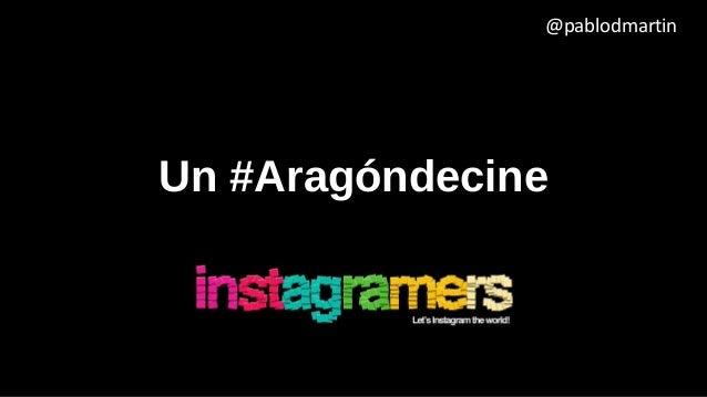 @igersacademia @pablodmartin Un #Aragóndecine @pablodmartin