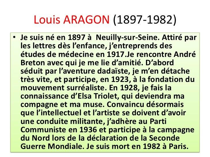 Aragon le fou d 39 elsa for Elsa au miroir aragon