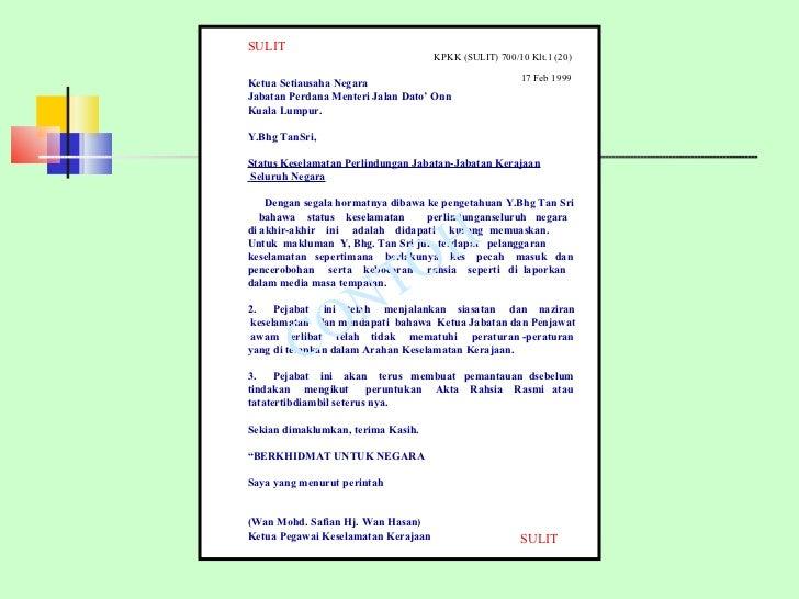arahan keselamatan Posts about arahan keselamatan written by fsinchlair salam n greetings to all ini adalah entry kesinambungan layankan aje eh.