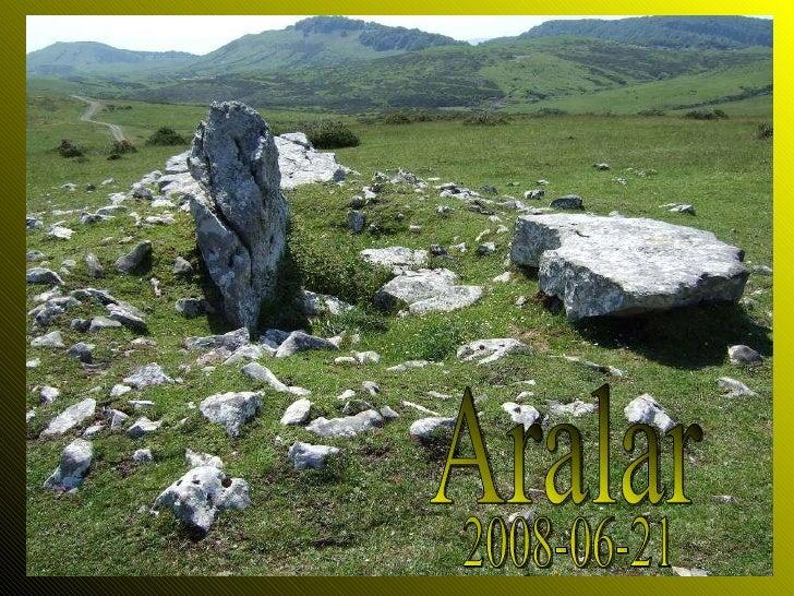 Aralar 2008-06-21