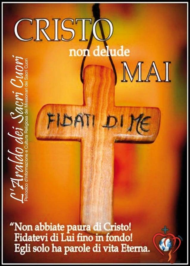 Periodico d'Informazione e Cultura Religiosa dei Missionari dei Sacri CuoriL'Araldo dei Sacri Cuori