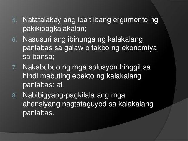 Edukasyon sa Pagpapakatao - mgtnhs