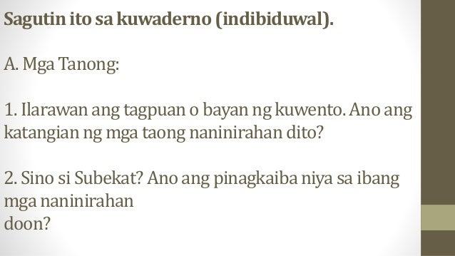 Ang Pangatnig na Panlinaw Sa pagpapahayag, mahalaga sa pagbuo ng kaisipan ay mapag-ugnayugnay ang mga ito. Kung kaya napak...