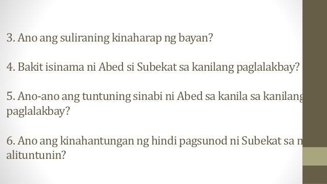 Mga halimbawa: sa halip sa madaling sabi samakatuwid kung gayon bagaman lamang