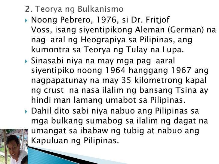 Ang Pinagmulan ng Pilipinas
