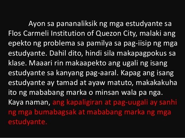 ang mga nakakaapekto sa pagaaral ng estudyante Larawan: mga estudyante habang nagsusulit (aap)  paano nga ba  nakakaapekto ang kasalukuyang pamamaraan ng pagsasagawa ng.