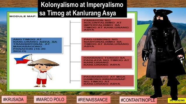 #SIBILISASYON #PAG-UNLAD #KONTRIBUSYON#KABIHASNAN 2ND GRADING Kolonyalismo at Imperyalismo sa Timog at Kanlurang Asya #MAR...