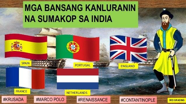 MGA BANSANG KANLURANIN NA SUMAKOP SA INDIA #SIBILISASYON #PAG-UNLAD #KONTRIBUSYON#KABIHASNAN 2ND GRADING#MARCO POLO #RENAI...