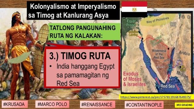 #SIBILISASYON #PAG-UNLAD #KONTRIBUSYON#KABIHASNAN 2ND GRADING Kolonyalismo at Imperyalismo sa Timog at Kanlurang Asya 3.) ...