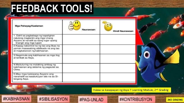#SIBILISASYON #PAG-UNLAD #KONTRIBUSYON#KABIHASNAN 2ND GRADING FEEDBACK TOOLS! Halaw sa kasaysayan ng Asya 7 Learning Modul...