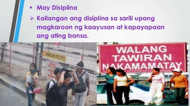 Ang kahalagahan ng pagkakaisa at pagka-unawaan - Pat A. Sto Tomas