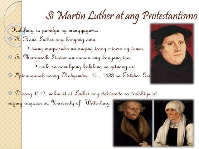 Ano ang 95 theses ni martin luther tagalog