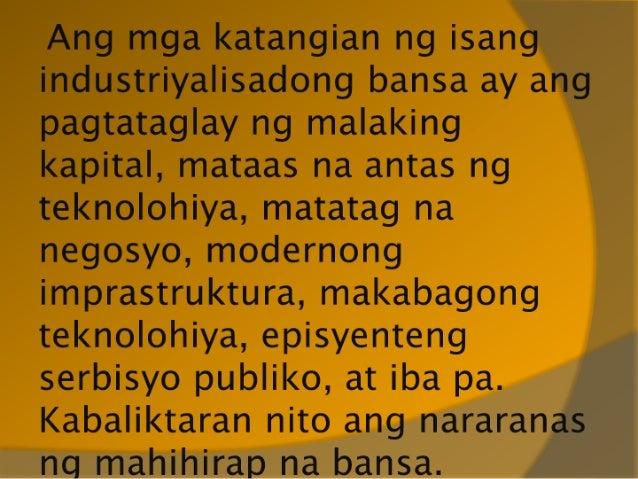 kontribusyon ng sektor industriya Kasaysayan at kontribusyon ng protestantismo sa pilipinas siya'y kilalang lider ng industriya ang karanasang ito ay nagbibigay ng matatag na ugnayan sa sektor simbahan at ng masang pilipino.
