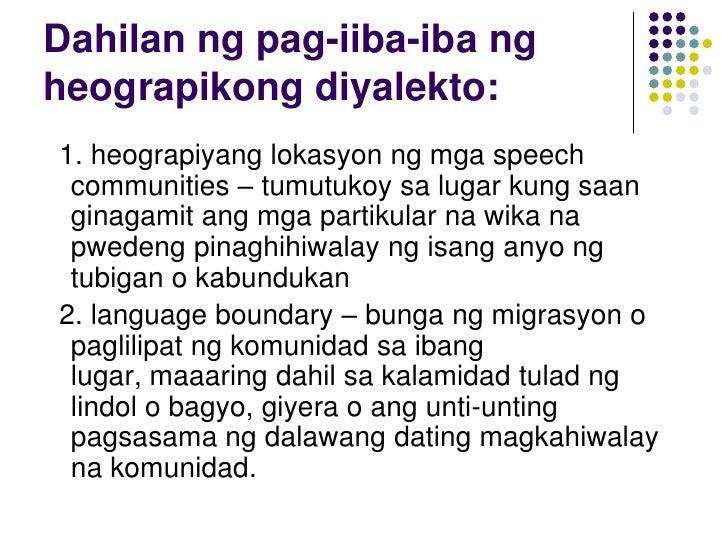 Wikang Tagalog