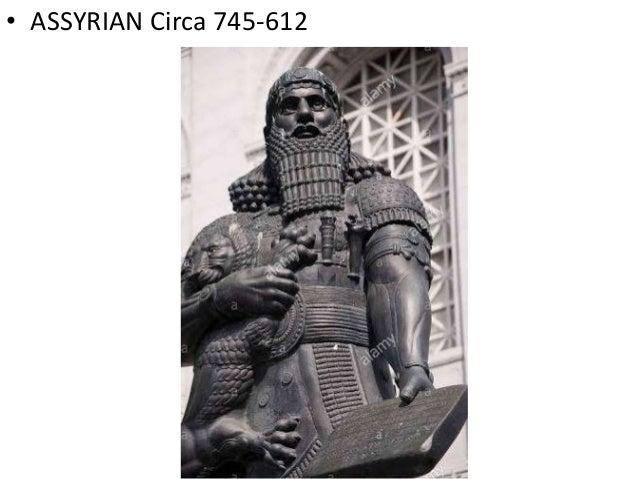 • PHOENICIAN Circa 1200-800 BCE