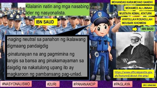 -naging neutral sa panahon ng ikalawang digmaang pandaigdig -pinatunayan na ang pagmimina ng langis sa bansa ang pinakamay...
