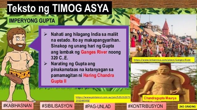 #SIBILISASYON #PAG-UNLAD #KONTRIBUSYON#KABIHASNAN 2ND GRADING ➢ Nahati ang hilagang India sa maliit na estado. Ito ay maka...