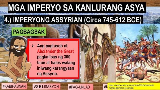 #SIBILISASYON #PAG-UNLAD #KONTRIBUSYON#KABIHASNAN 2ND GRADING ➢ Ang paglusob ni Alexander the Great pagkalipas ng 300 taon...