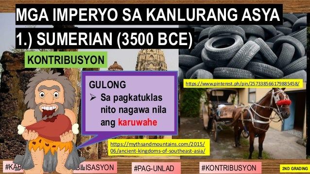 #SIBILISASYON #PAG-UNLAD #KONTRIBUSYON#KABIHASNAN 2ND GRADING GULONG ➢ Sa pagkatuklas nito nagawa nila ang karuwahe KONTRI...