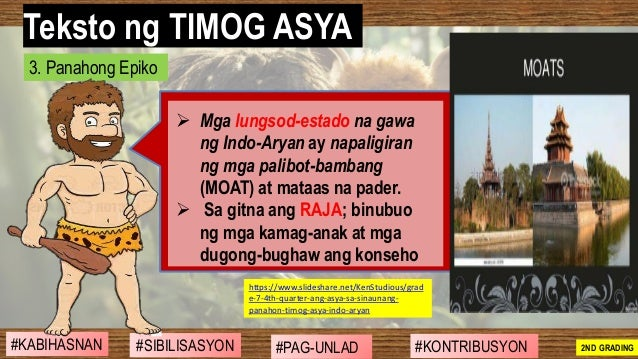 #SIBILISASYON #PAG-UNLAD #KONTRIBUSYON#KABIHASNAN 2ND GRADING ➢ Mga lungsod-estado na gawa ng Indo-Aryan ay napaligiran ng...