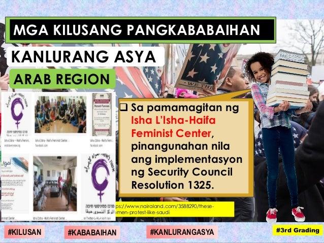 https://www.nairaland.com/3588290/these- women-protest-like-saudi  Sa pamamagitan ng Isha L'lsha-Haifa Feminist Center, p...