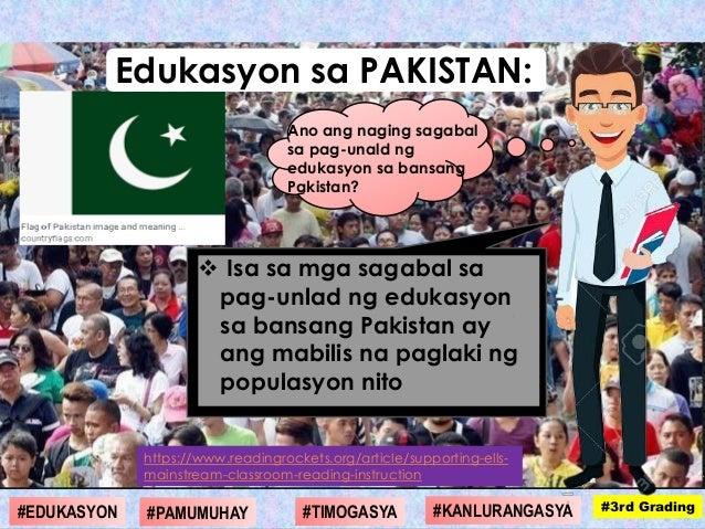 https://www.readingrockets.org/article/supporting-ells- mainstream-classroom-reading-instruction  Isa sa mga sagabal sa p...