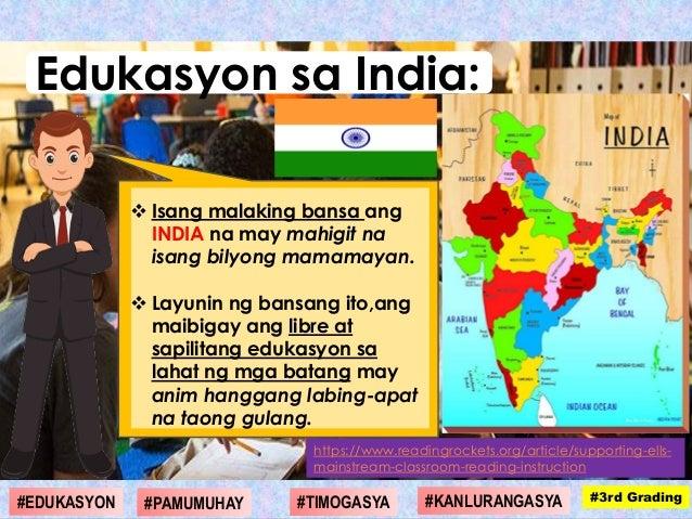 https://www.readingrockets.org/article/supporting-ells- mainstream-classroom-reading-instruction  Isang malaking bansa an...