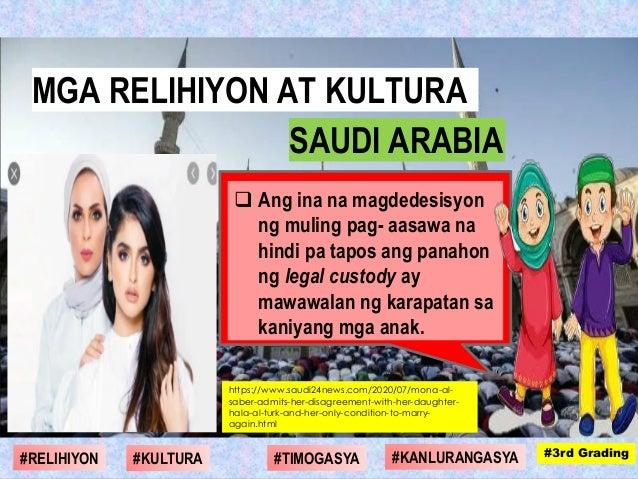  Ang ina na magdedesisyon ng muling pag- aasawa na hindi pa tapos ang panahon ng legal custody ay mawawalan ng karapatan ...