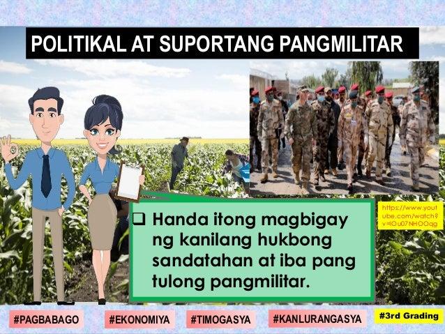  Handa itong magbigay ng kanilang hukbong sandatahan at iba pang tulong pangmilitar. #1st Grading#4th Grading#1st Grading...