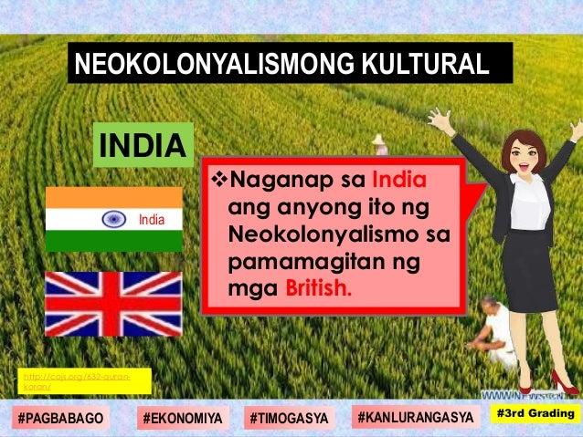 Naganap sa India ang anyong ito ng Neokolonyalismo sa pamamagitan ng mga British. http://cojs.org/632-quran- koran/ #1st ...