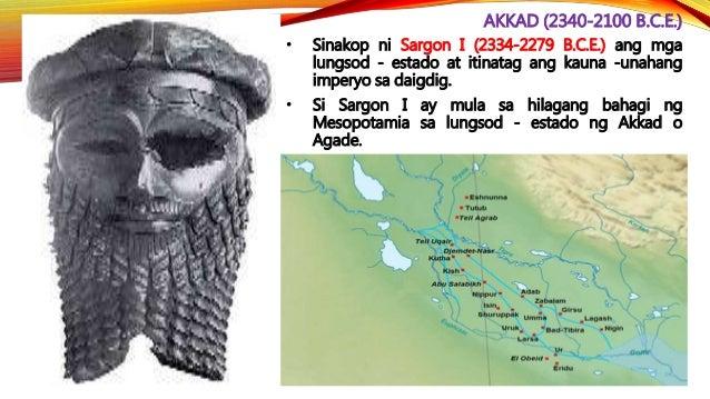 BABYLONIAN (1792-1595 B.C.E.) • Sinakop ni Hammurabi, pinuno ng lungsod ng Babylon, ang Mesopotamia. • Ang Babylon ay nagi...