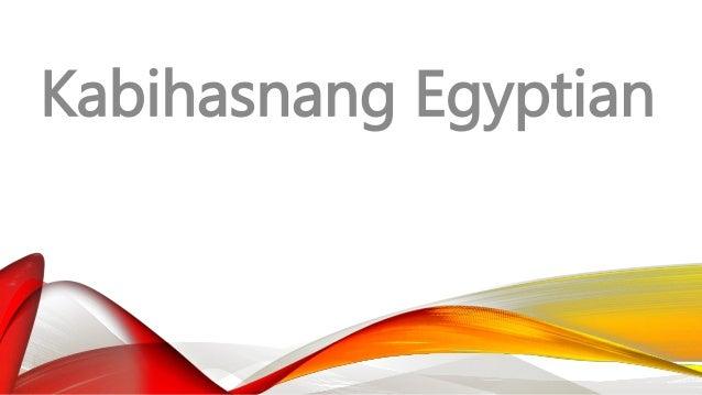 KABIHASNANG EGYPTIAN • Anong estraktura ang nasa larawan? ________________________________ • Paano inilarawan ng estruktur...