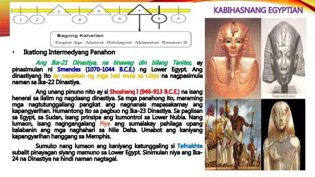 ANG MGA PAMAYANANG NAGSASAKA (2000-1500 B.C.E.) • Mababanaag na ang pagkakaroon ng politikal at panlipunang kaayusan sa Me...