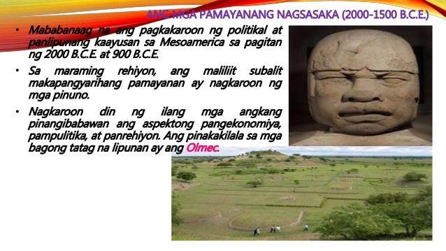 ANG MGA TEOTIHUACAN (250 B.C.E.-650 C.E.) • Noong 600 C.E., ang ilang mga tribo sa hilaga ay sumalakay sa lungsod at sinun...