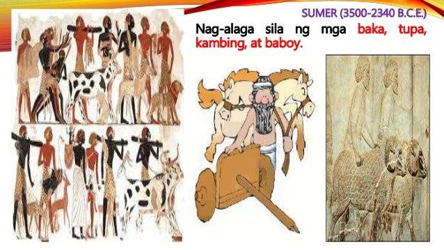 AKKAD (2340-2100 B.C.E.) • Isa sa pinakahuling mahusay na pinuno ng Akkadia si Naram - Sin (2254-2218 B.C.E). • Noong 2100...