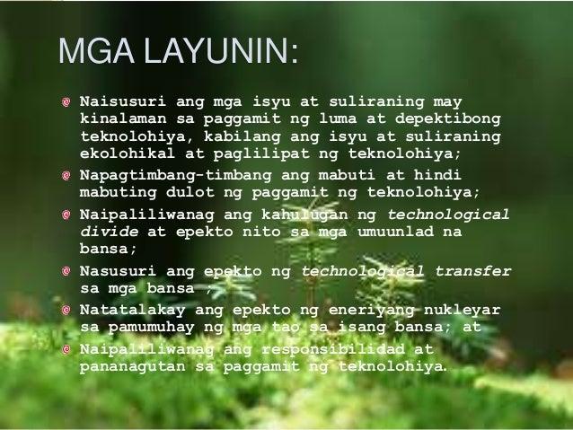 epekto ng makabagong teknolohiya sa mga kabataan Nito ay ang mga kabataan at hindi maganda ang epekto sa teknolohiya ng kabataan sa sa teknolohiya ngayon na idinala ng mga.