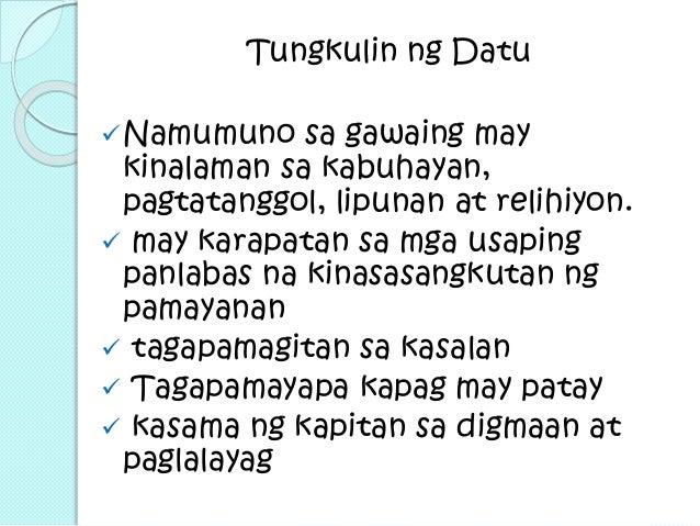 3 pangkat ng lipunan Ugnayan ng ama at anak 3  -ang pinakamataas na antas ng lipunan ang mga maharlika na namamahala  -mayroong ding pangkat ng.