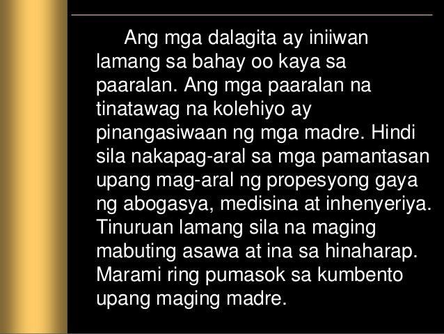 Mga Paaralang Normal Ang paaralang ito ay nagkaloob ng katibayan sa pagtuturo matapos makapag-aral dito ng dalawang taon. ...